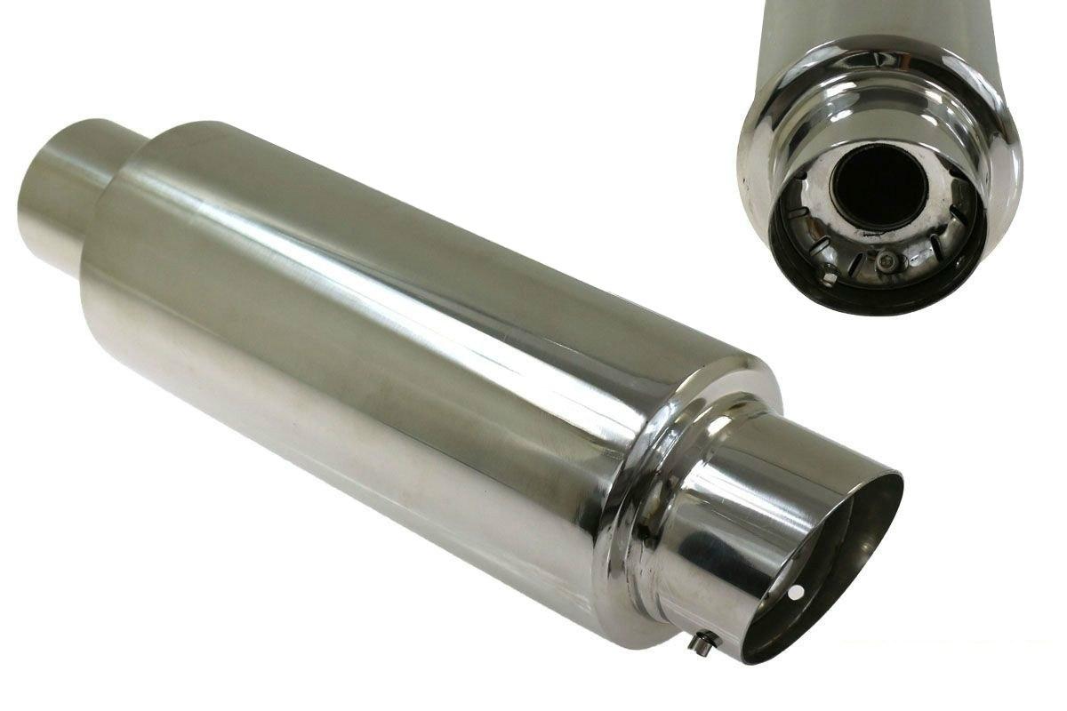 Tłumik Końcowy TurboWorks 90mm wejście 76mm - GRUBYGARAGE - Sklep Tuningowy